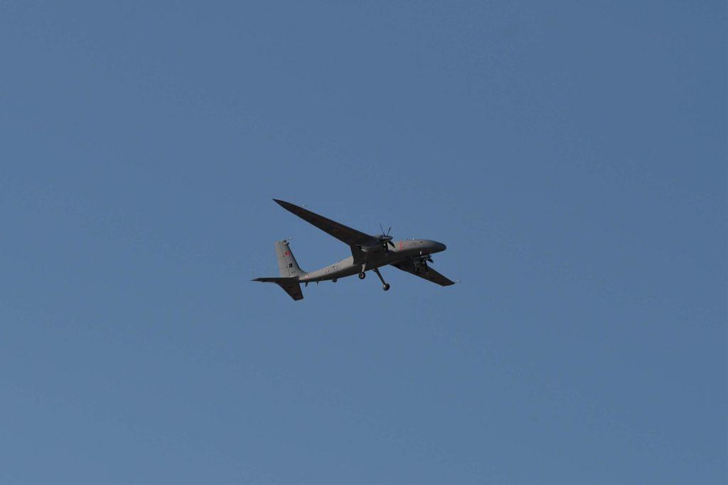 İnsansız Hava Aracı Bayraktar Akıncı