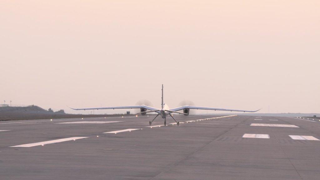 İHA Baykar Bayraktar Akıncı İnsansız Hava Aracı