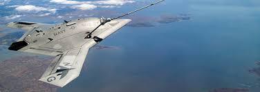 insansız savaş uçağı x-47 yakıt ikmali