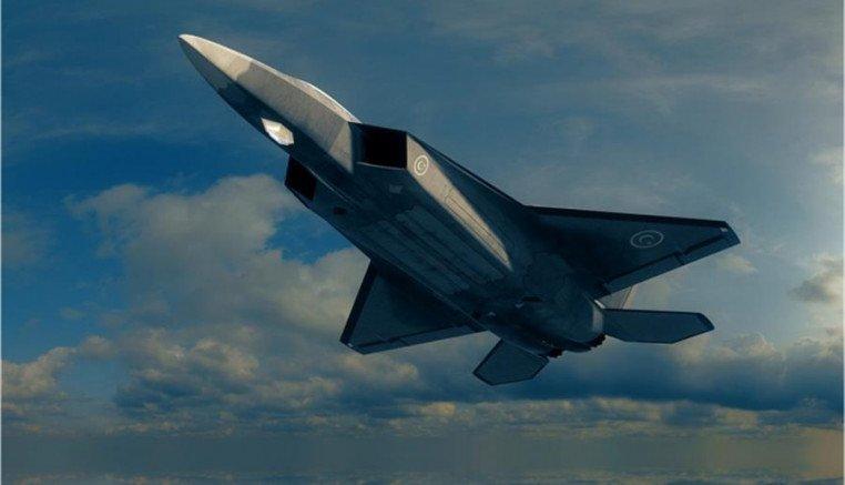 milli muharip uçak hava üstünlüğü