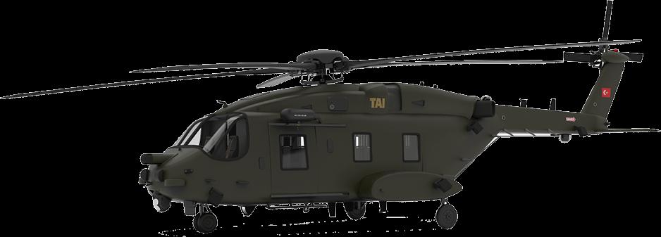 Atak-2, 10 Ton Sınıfı Genel Maksat Helikopteri
