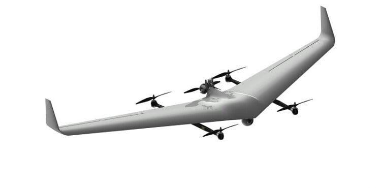 Bayraktar DİHA Bayraktar Dikey İniş Kalkışlı İnsansız Hava Aracı