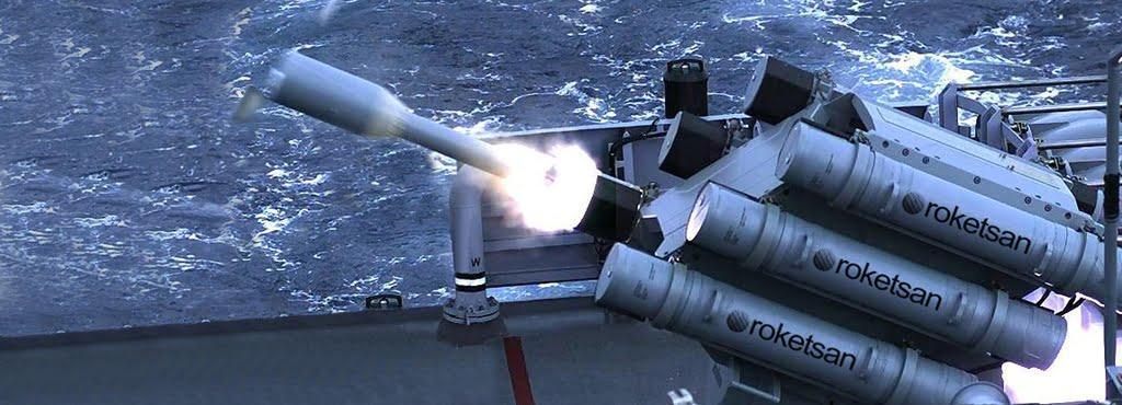 Denizaltı Savunma Harbi Roketi