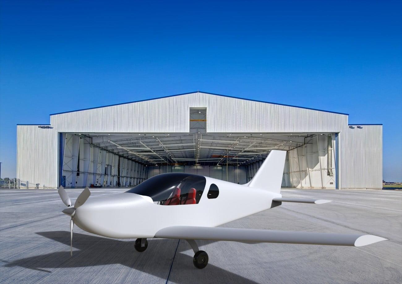 very light aircraft 1