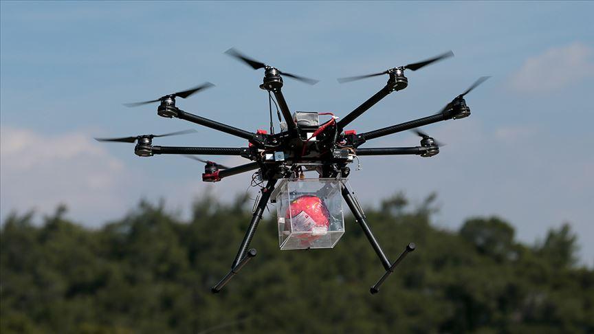 otonomi otonom iha sürü dron