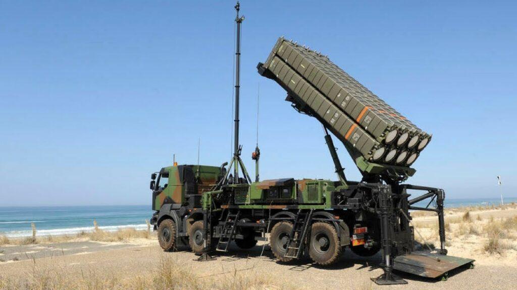 Siper Hisar U Yüksek irtifa uzun menzilli hava savunma sistemi Samp-t