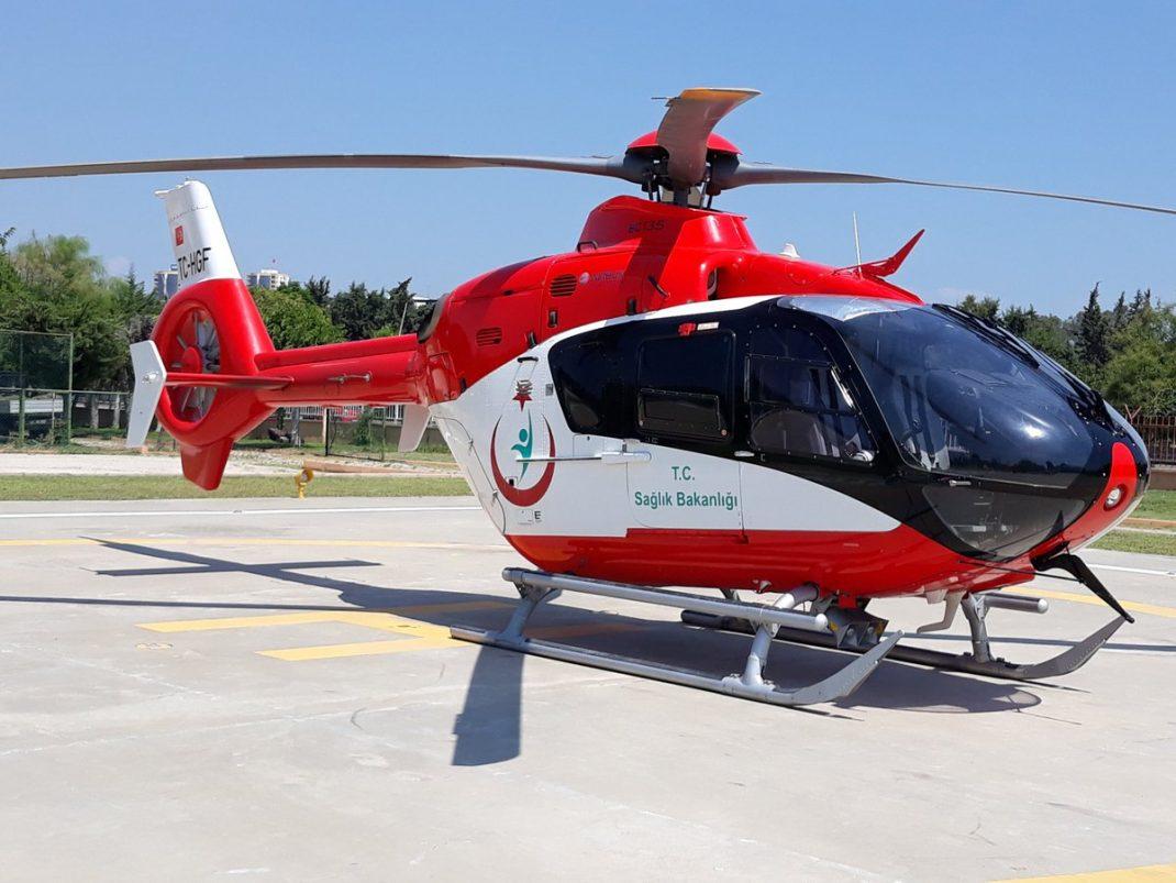 Ambulans helikopter pilotu olmak