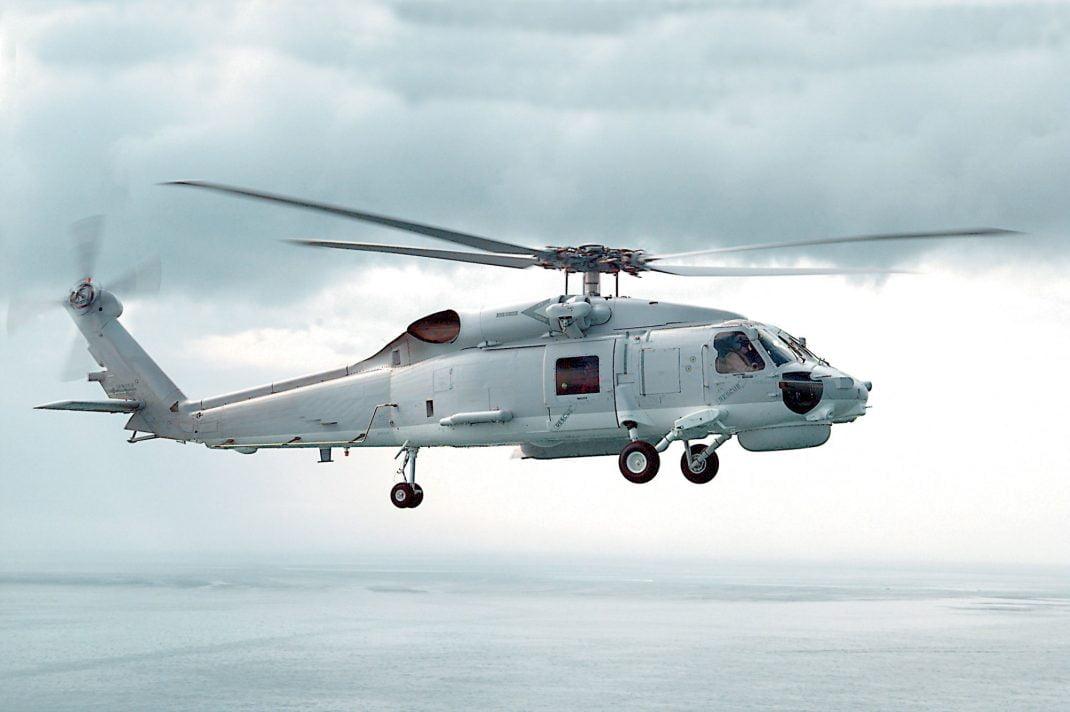 gemi konuşlu helikopter deniz karakol helikopteri s-70 seahawk