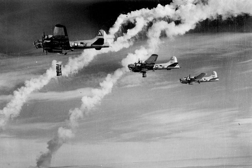 Boeing B-17 Bombardıman Uçağı