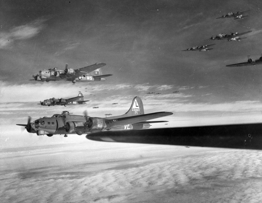 Boeing B-17 Filosu