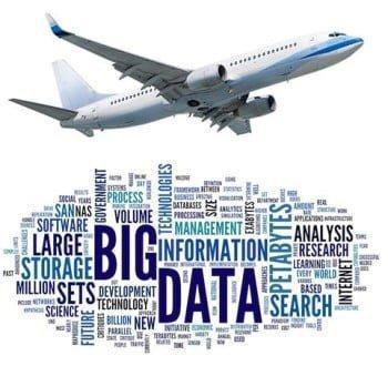 big data  büyük veri uçaklar sivil havacılık