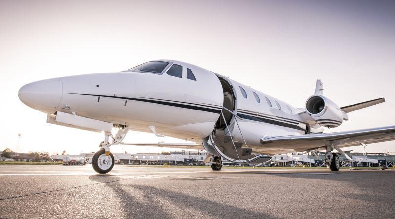 özel uçak hava taksi