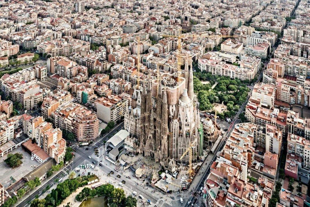 Barcelona ispanya