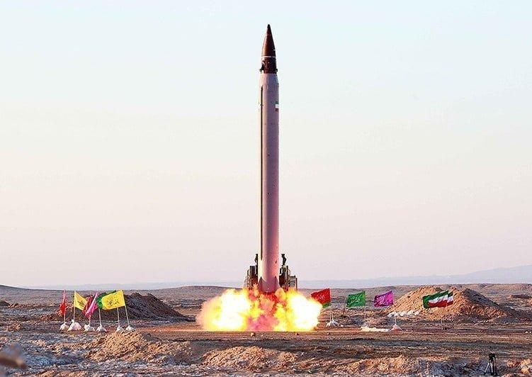iran balistik füze atışı