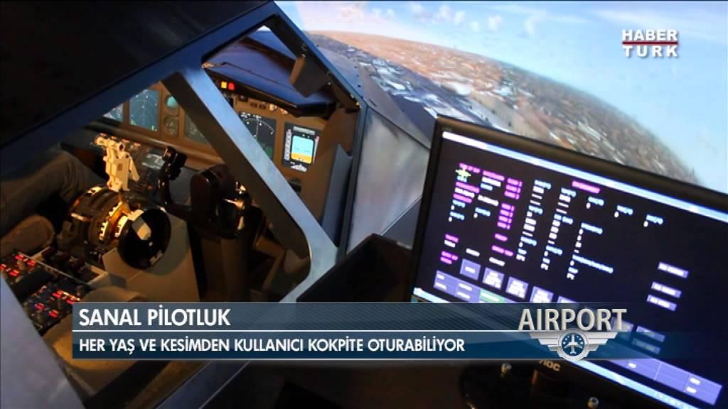 sanal havacılık