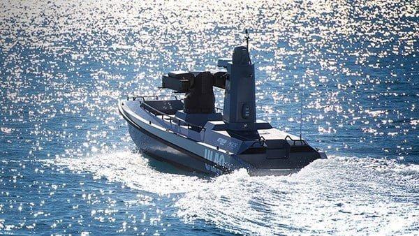 ulaq insansız deniz aracı