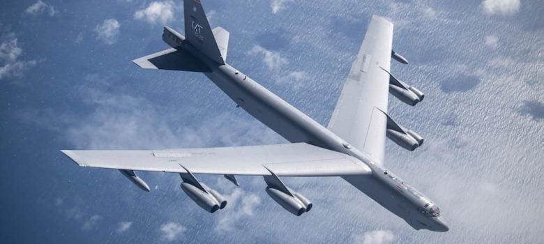 B 52 bombardiman ucagi