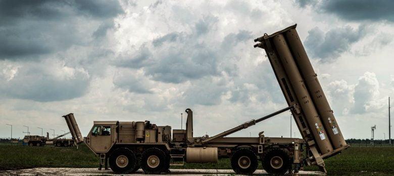 thaad abd balistik fuze savunma sistemi