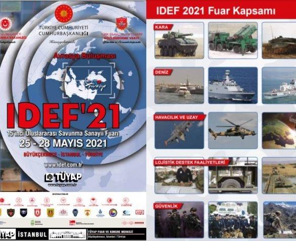 idef 2021 fuari