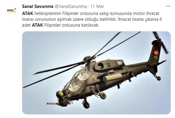 t129 atak helikopteri filipinler
