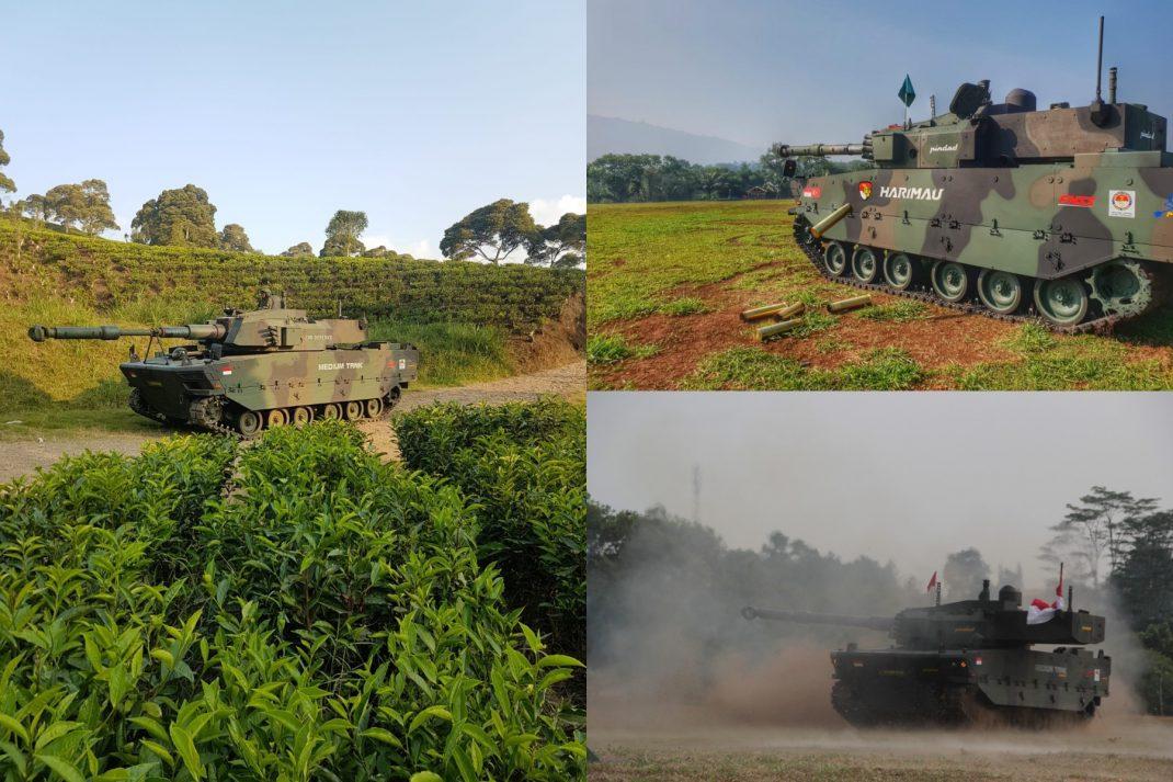 kaplan mt tanki fnss orta agirlikli tank medium tank endonezya ya ihracat
