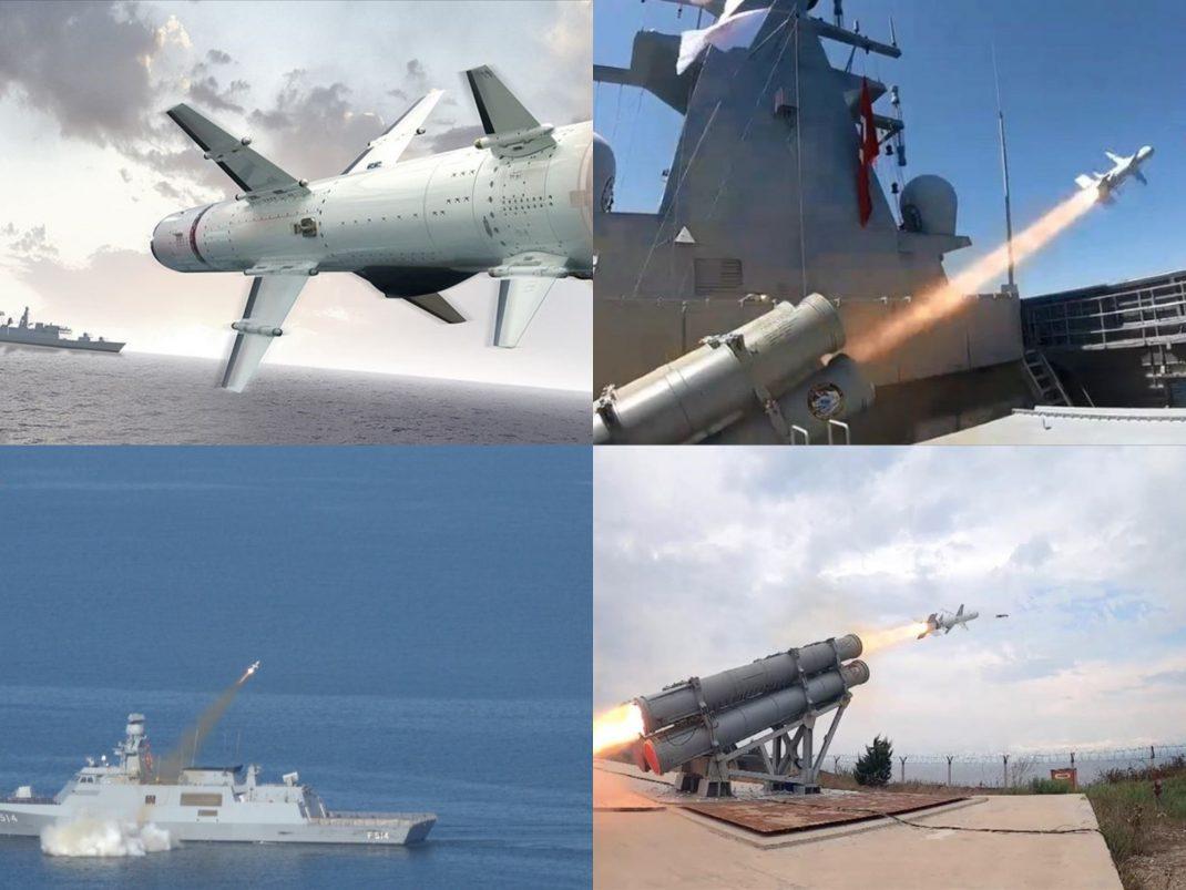 roketsan atmaca gemisavar fuzesi anti gemi fuzesi deniz kuvvetleri komutanligi dzkk