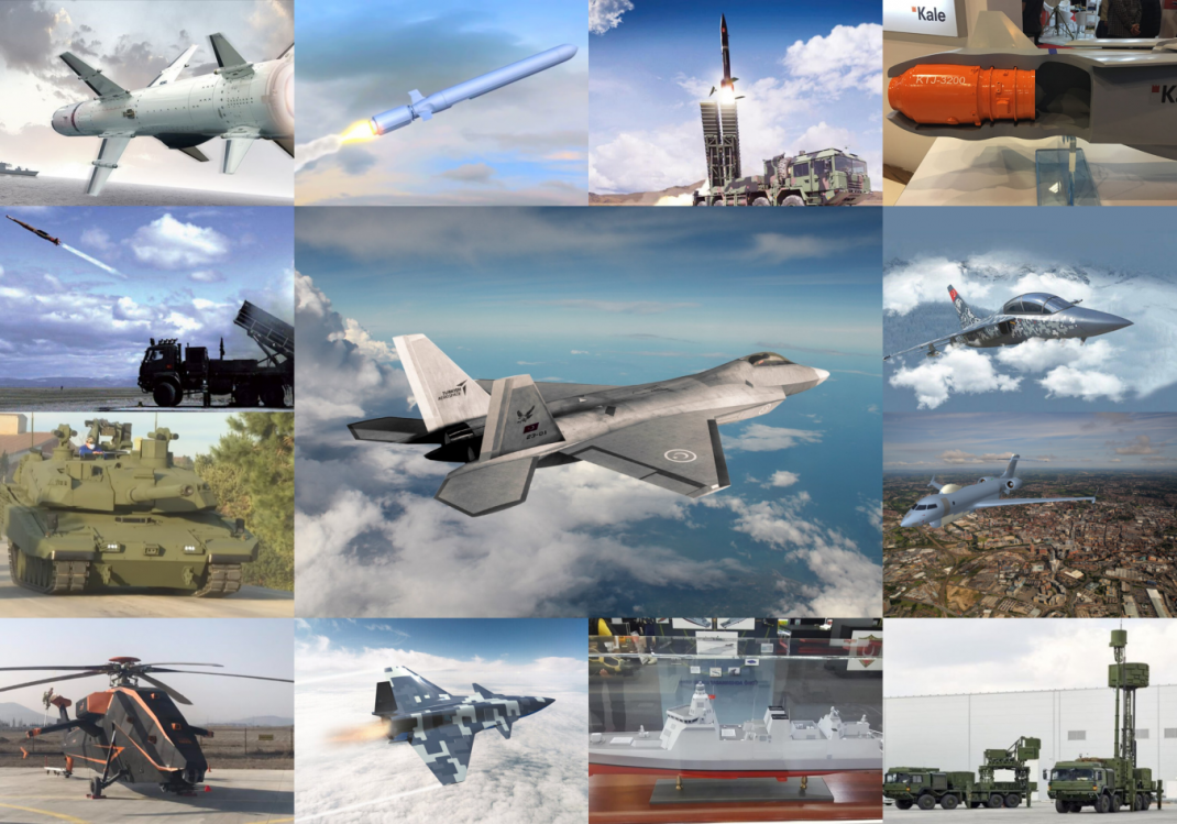 savunma ve havacılık sektörü 2021 yılı ihracat rakamları