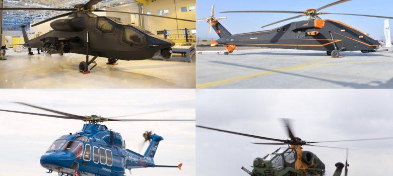 tusas helikopter projeleri savunma sanayii turk havacilik ve uzay sanayii t129 atak t625 gokvey t629