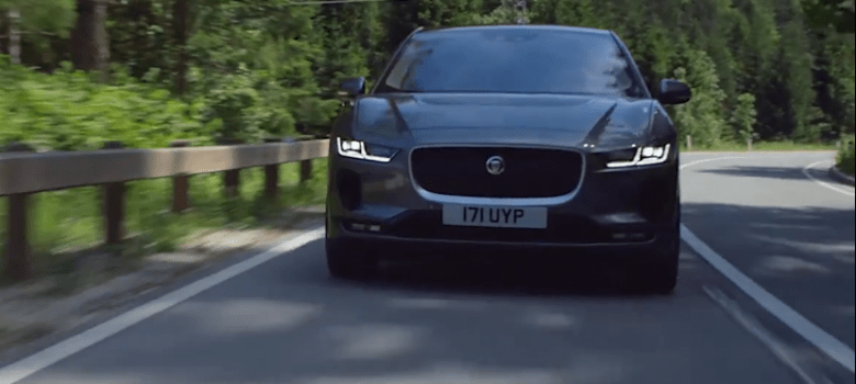jaguar elektrikli otomobil