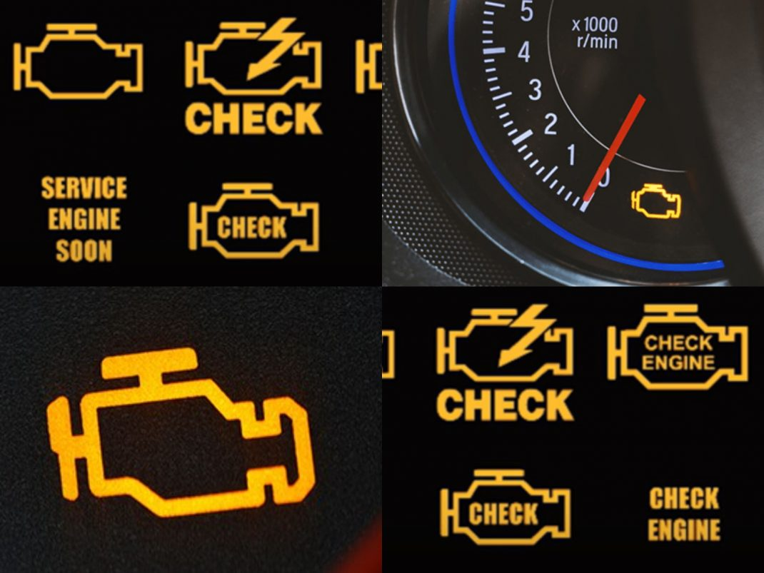 Why Does the Check Engine Light On