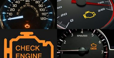 Why Does the Check Engine Light On What should be done