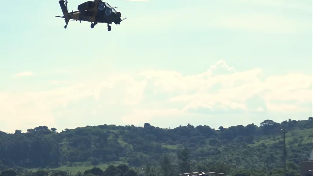 t129 atak taarruz helikopteri tusas